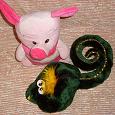 Отдается в дар Свинья и змея