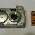 Отдается в дар Цифровой фотоаппарат Olympus C-300 ZOOM