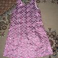 Отдается в дар платье р 150-160