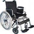 Отдается в дар Инвалидное кресло-коляска с ручным приводом