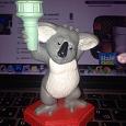 Отдается в дар Игрушка-подсвечник коала