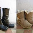 Отдается в дар Обувь женская 2 пары