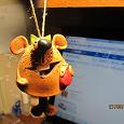 Отдается в дар Мышка-колокольчик