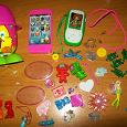 Отдается в дар Много мелких игрушек и запчастей