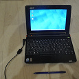 Отдается в дар Малюсенький ноутбук Acer Aspire ZG5