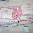 Отдается в дар Стройматериалы: Шпаклевка шпатлевка Forman, Фуген, цемент