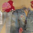 Отдается в дар детская одежда на девочку 1-2 года