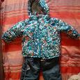 Отдается в дар Зимняя куртка на мальчика 2-4 года