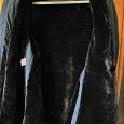 Отдается в дар Куртка женская зимняя на искусственном меху р.56
