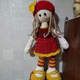 Отдается в дар Куколка глазастик 2
