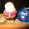 Отдается в дар Новогодние сувениры миниатюрного размера