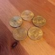 Отдается в дар Монеты ГВС — Можайск