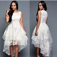 Отдается в дар Платья белые размер 42-44, 2 шт