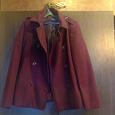 Отдается в дар Пальто демисезонное, 46 размер