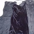 Отдается в дар Платье черное, нарядное