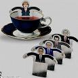 Отдается в дар Чайный набор «Democratea»