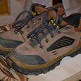 Отдается в дар Мужские кроссовки(ботинки) 44 размер