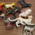 Отдается в дар Мелкие игрушки животные