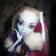 Отдается в дар Кукла Эбби Бомбинейбл Monster High (оригинал с дефектом)