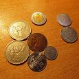 Отдается в дар Монеты Южная Америка