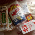 Отдается в дар Продуктовый дар на пасхальный кулич и крашенки