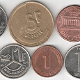 Отдается в дар Ассорти из монет.