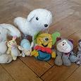 Отдается в дар Отдаю разные мягкие игрушки