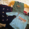 Отдается в дар Мешок одежды для мальчика 9 лет