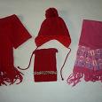 Отдается в дар Шапочки, шарфики для девочки