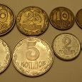Отдается в дар монеты. Украина. копинки.