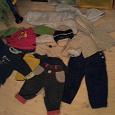Отдается в дар Одежда на мальчика 1.5 — 2 года