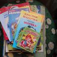 Отдается в дар детские книги для малышей