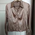 Отдается в дар Шелковая блузка размер 44