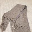 Отдается в дар серый шарф ADIDAS