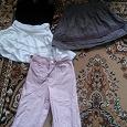 Отдается в дар Летние вещи для девочек 9-10 лет и 5-7 лет