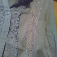 Отдается в дар Блузка -рубашка 42-44