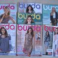 Отдается в дар Журналы мод Burda