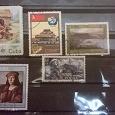 Отдается в дар Почтовые марки Куба + Польша