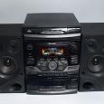 Отдается в дар Музыкальный центр SHARP CD-K1600.