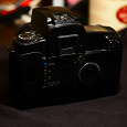 Отдается в дар Canon EOS-A2e (без объектива и батареи питания)
