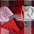 Отдается в дар Летние головные уборы для девочки