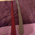 Отдается в дар Новые галстуки для мужчин.
