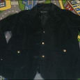 Отдается в дар Куртка женская, натуральная замша.
