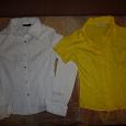 Отдается в дар Две блузки, размер S(36)