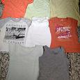 Отдается в дар подростковые футболки и майки на рост 152