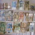 Отдается в дар Купюры, монеты (Чехословакия, Польша, Югославия, Ливан, Грузия, Болгария)