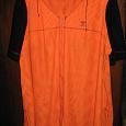 Отдается в дар Две женские блузки большого размера, ориентировочно 74-78