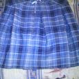 Отдается в дар Школьная форма- юбка
