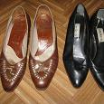 Отдается в дар женские винтажные туфли