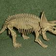 Отдается в дар Динозавр сборно-разборный